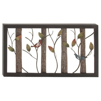 Birds in Trees Wall Art