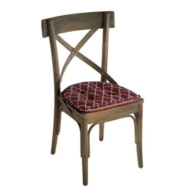 Trellis Gripper Chair Pad