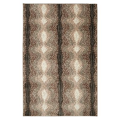 Linear Ocelot Area Rugs