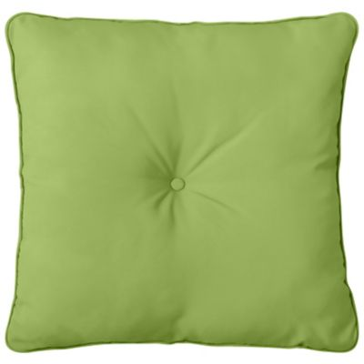 "25"" Tufted Throw Pillow/Cushion 25""x25""x6"""