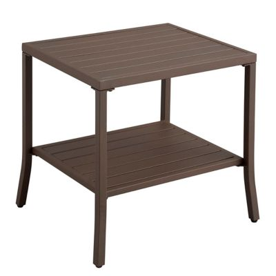 Ellicott Metal Side Table