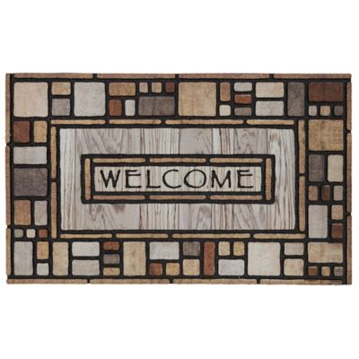 Drifter Nature Outdoor Rubber Door Mat