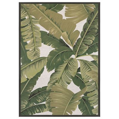 Palm Lily Outdoor Rug
