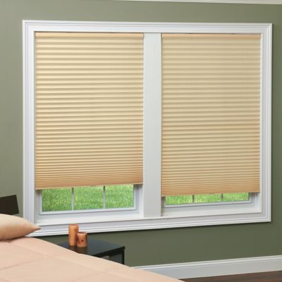 "1"" Cordless Light Filtering Pleated Shade"