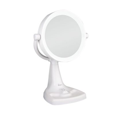 Max Bright Lighted Vanity Mirror-1x/10x