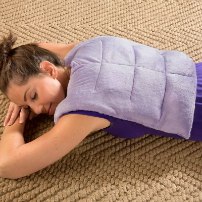 Herbal Hot or Cold Therapy Back Wrap