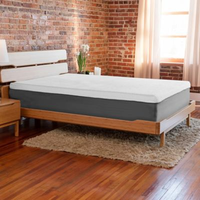 "10"" SensorPEDIC Plush Memory Foam Mattress"