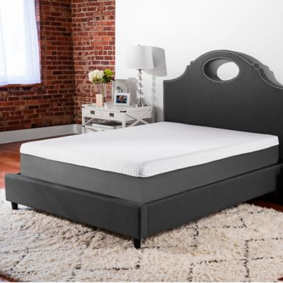 "10"" SensorPEDIC Firm Memory Foam Mattress"