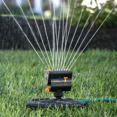 Mini-Turbo Oscillating Sprinkler