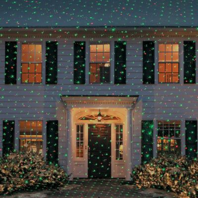 Ultimate Motion Color Laser Christmas Light Projector