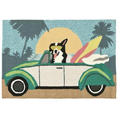 California Dreaming Outdoor Rugs