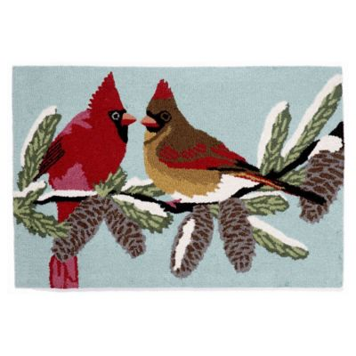 Cardinals Sky Outdoor Rugs