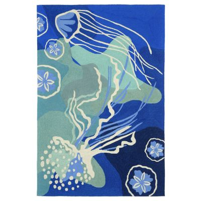 Jelly Fish Outdoor Rugs