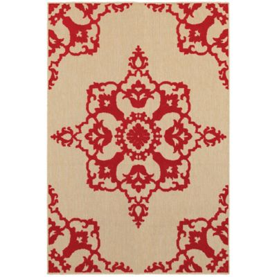 Adelina Medallion Outdoor Rugs