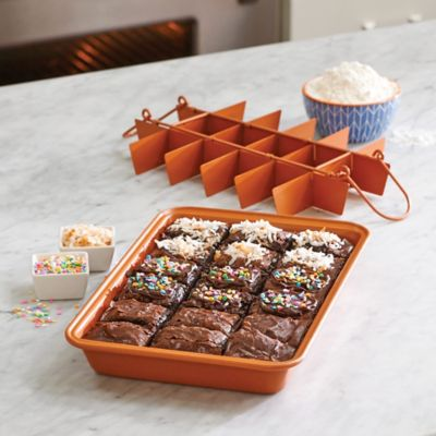 Gotham Steel Brooklyn Brownie Pans