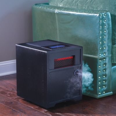 3-in-1 Heater Humidifier and Air Purifier