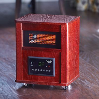 Deluxe Infrared Quartz Cabinet Space Heater
