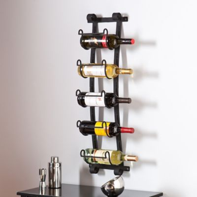 Ancona Wall Mounted Wine Rack
