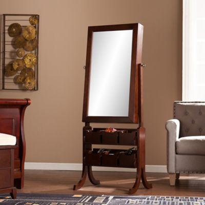 Easel Jewelry Mirror