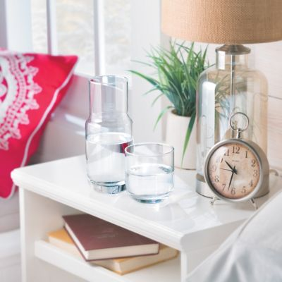 Quench Bedside Water Carafe Set