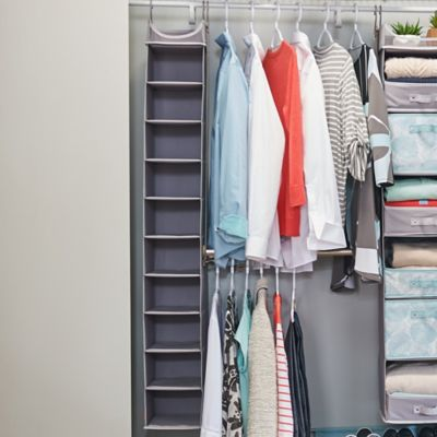 neatfreak 10-Shelf Hanging Closet Organizer