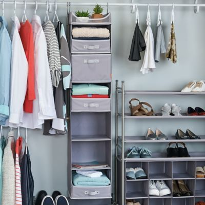neatfreak 6-Shelf Hanging Closet Organizer
