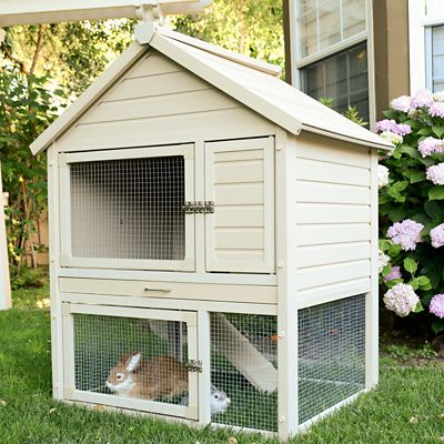 Huntington Rabbit Hutch