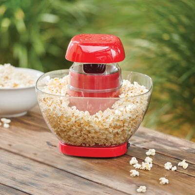 KALORIK Red Volcano Air Popcorn Maker