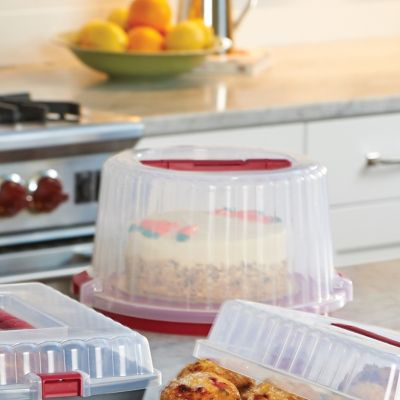 Click 'N Go Pastry & Cake Carrier