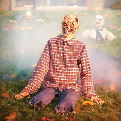 Grave Rising Zombie Halloween Decoration