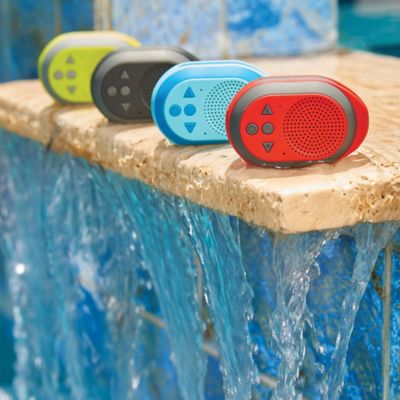H2GO Waterproof Bluetooth Speaker