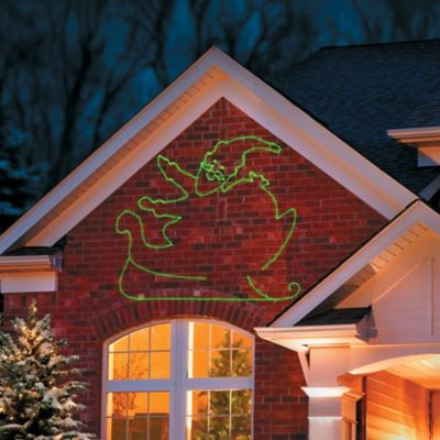 Personalized Holiday Laser Light Projector