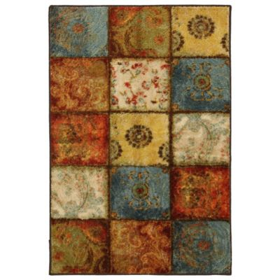 Artifact Panel Area Rugs