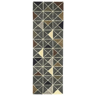 Inca Triangle Area Rugs