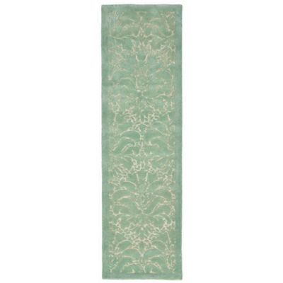 Modern Damask Area Rugs