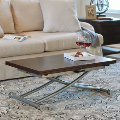 Adjustable Height Coffee and Dining Table