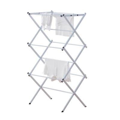 Compact Laundry Drying Rack