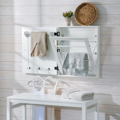 Drying Rack Cabinet