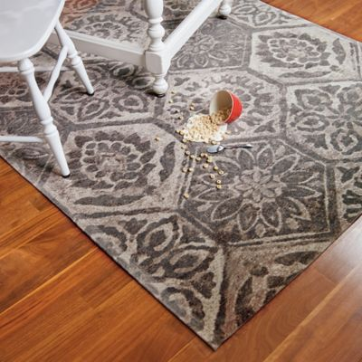 Spill-Resistant Easy Care Area Rugs