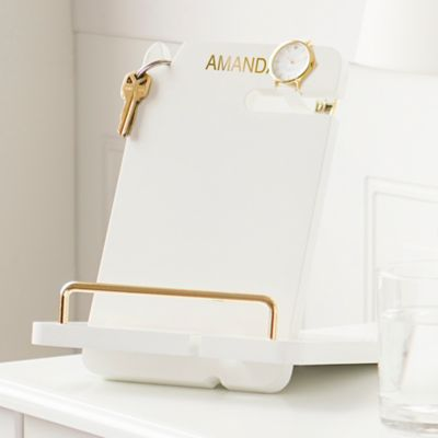 Modern Glam Smartphone & Tablet Docking Station
