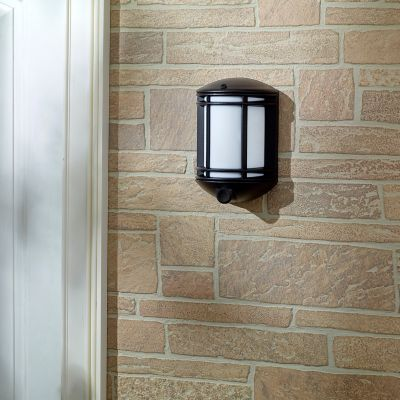 Cambridge Outdoor LED Motion Sensor Light