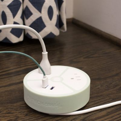 Power House Outlet & USB Charging Station