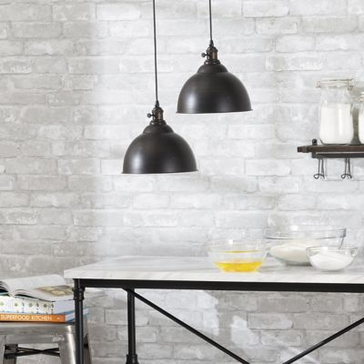 Farmhouse Instant Pendant Light