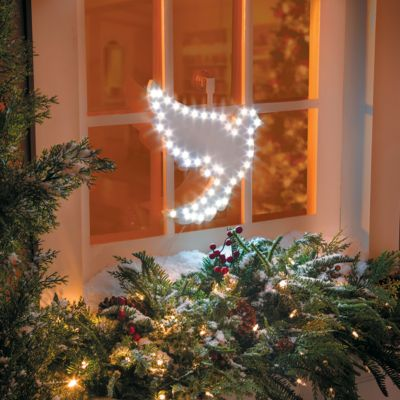 LED Holiday Icons Outdoor Christmas Decorations