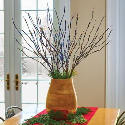 Color Changing Lighted Branches