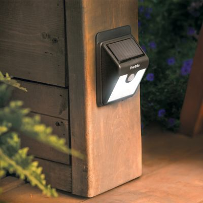 Motion Activated Solar LED Lights