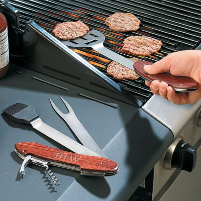 Personalized All-In-One Grill Tools