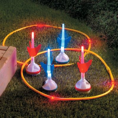 Triumph LED Darts Backyard Game