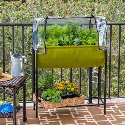 Vigoroot Easy Garden Table with Cover