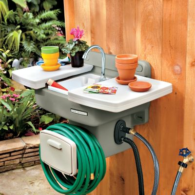 Outdoor Garden Sink